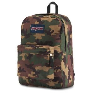 NWT CAMO SUPERBREAK® BACKPACK SURPLUS